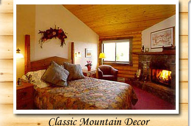 Sassy Moose Mountain Room